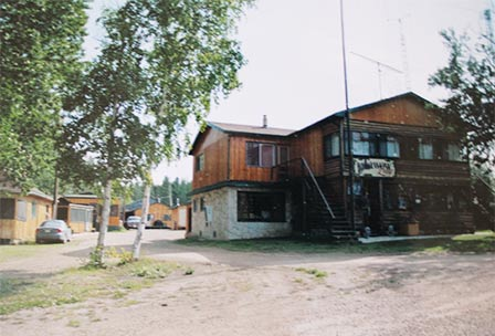 Tawow Lodge